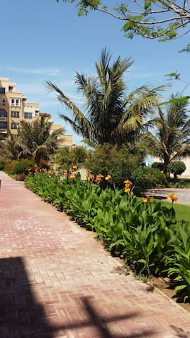 Bright,Lovely And Beach Apartment ! - Ras Al Khaimah - Apartemen