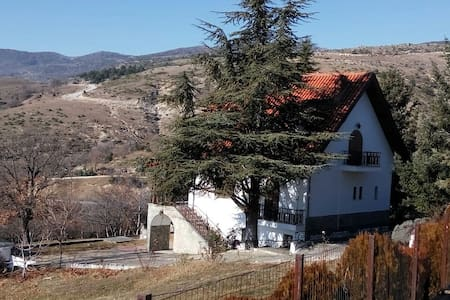 Charming mountain chalet with view - Orini