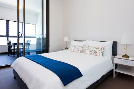 City view luxury Apt inOlympic Park - Sydney Olympic Park