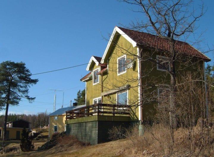 Villa i hjärtat av Ådalen