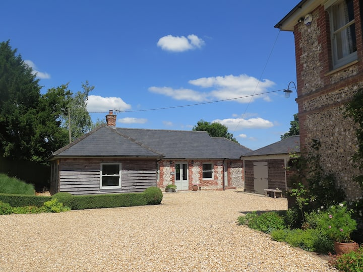 Wonderful country property close to Winchester