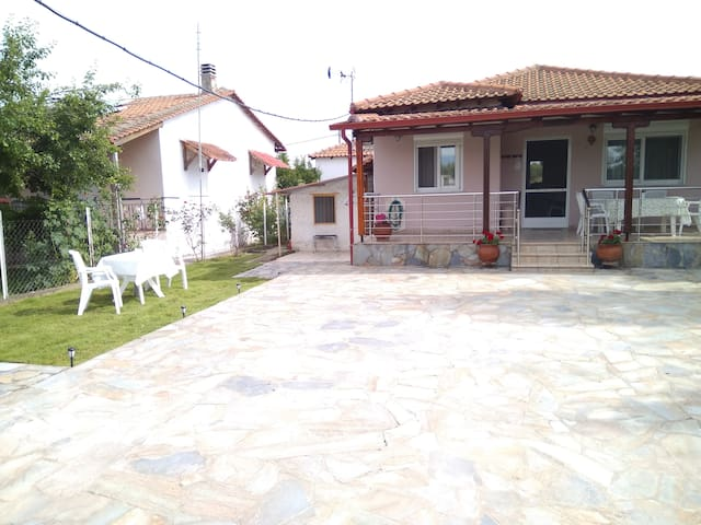 Melinas House