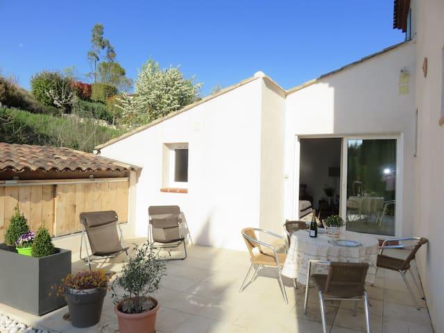 T2 Neuf terrasse privée & piscine - Aix-en-Provence - Apartment