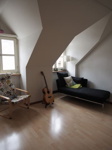 Central and cosy apartment close to Art Basel - Basel - Daire