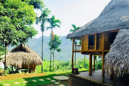 Pu luong Discovery Private Garden Bungalow