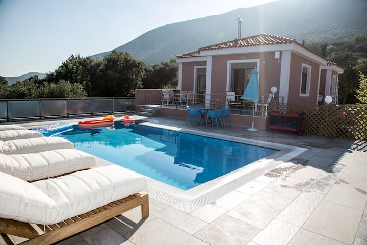 Charismatic 2 Bedroom Sea View Villa Margarita - Kefallonia - Vila