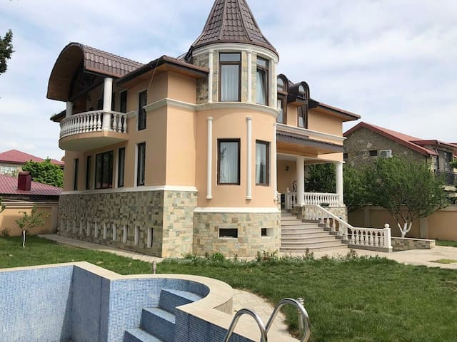 Buba's house is waiting for you in Georgia!