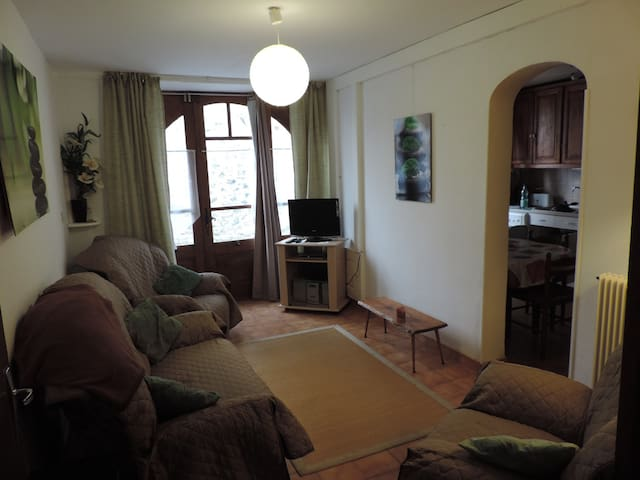Le Poey , Lahourguette - Accous - Appartement