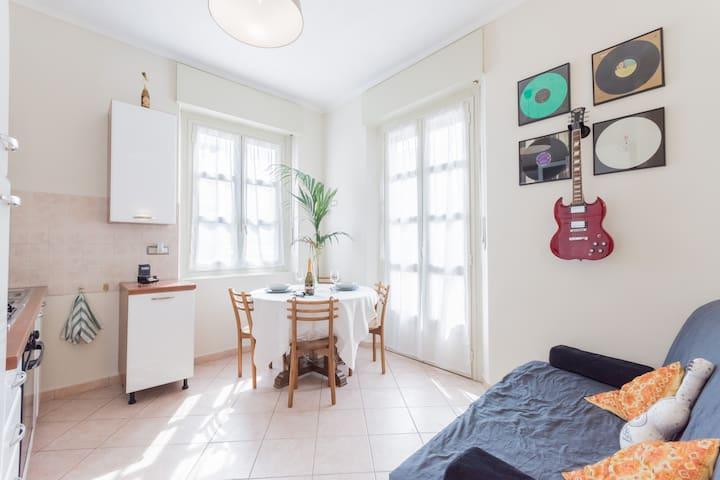 Bed&RECfast. La casa dei musicisti! - Torino - Huoneisto