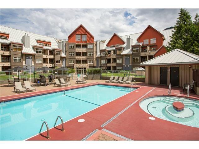 1 bdrm - Lake Placid Lodge - Whistler - Apartamento