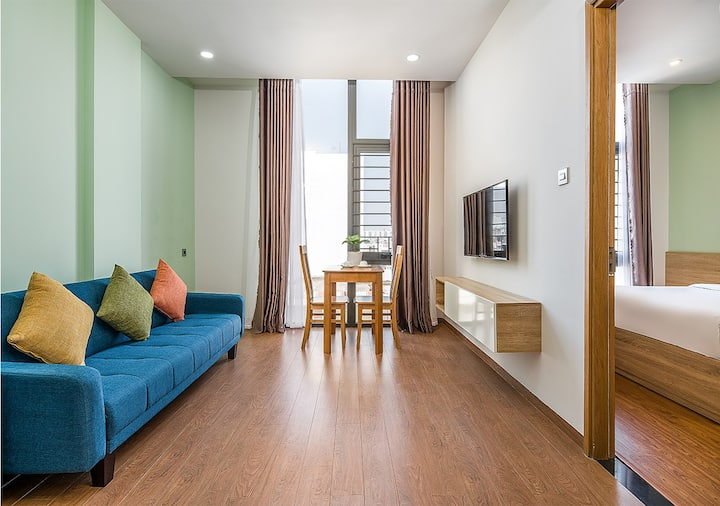 Cheap apartment for rent in da nang