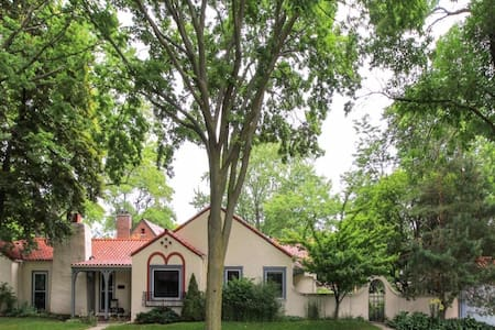 Charming Mediterranean style home - Whitefish Bay