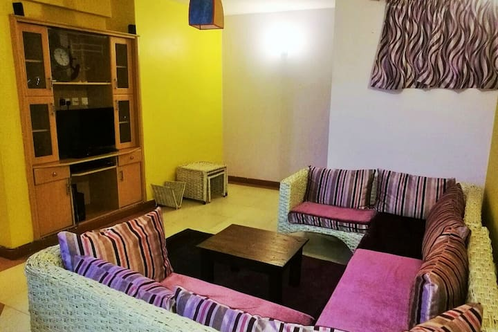 Cosy 1 bedroom apartment in the heart of Nairobi
