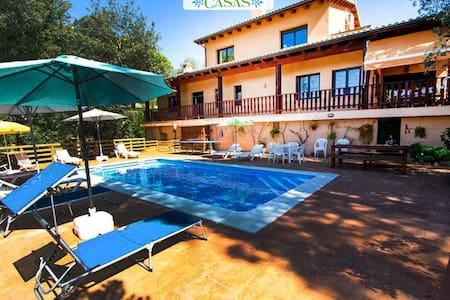 Charmante villa de Sils, 8 km golf PGA et 25 KM des plages de Sils! - Costa Brava - Villa