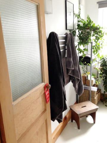 Shared shower room