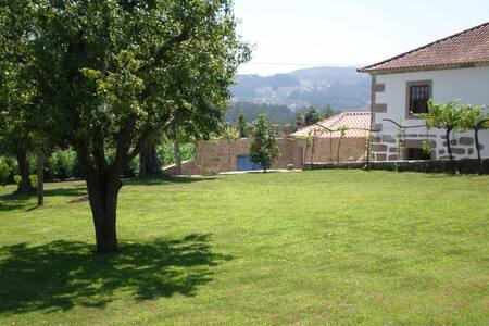Casa da Quinta-Charming Counstry House(7 persons) - Balugães