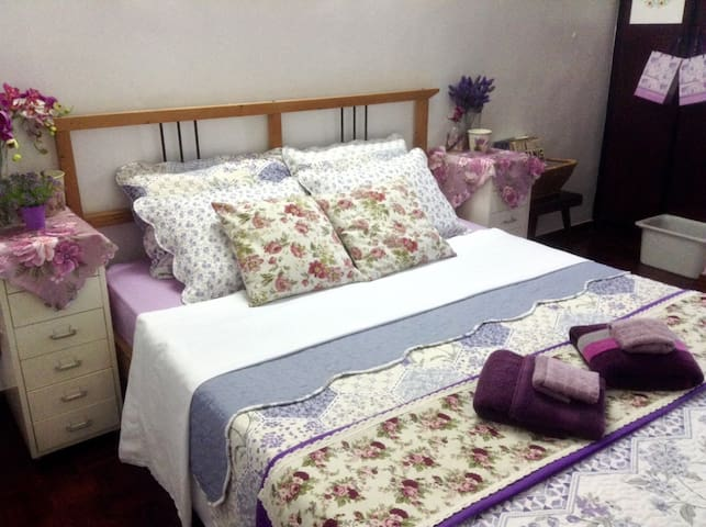 ASHLEY'S HOMESTAY EXPERIENCE- LAVENDER FIELDS - Ipoh - บ้าน