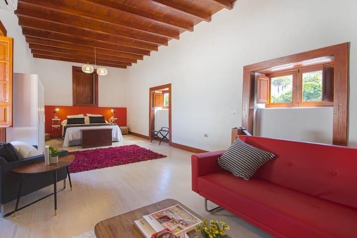 Villa Delmás - Habitación Roja