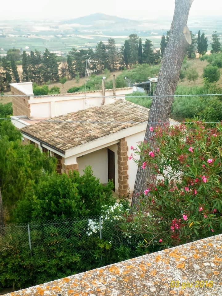 Case vacanza Francesca la Valle di Erice