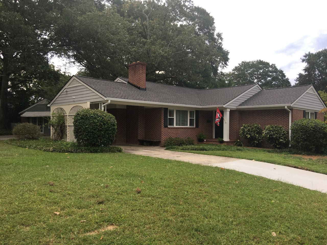 5 Points House - 3bd/2bth
