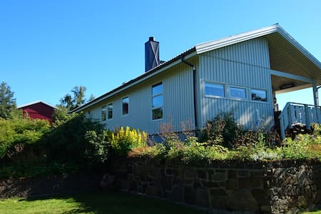 Lofoten, Markveien villa i familievennlig område. - Kabelvåg - Vila