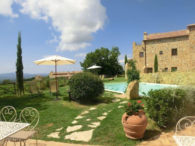 Castel Brunello - Montalcino - Kondominium