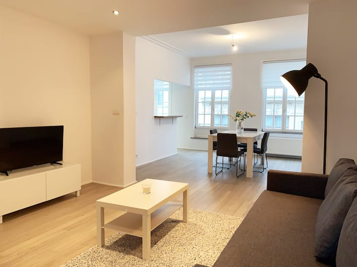 A sweet and comfy apartment - Brussels center