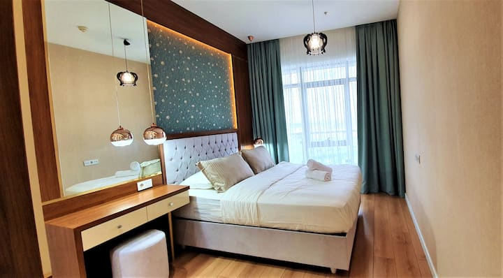 Luxurious relaxing apartment 17 floor amazing view