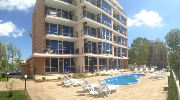 Apartments in Sunny Bech