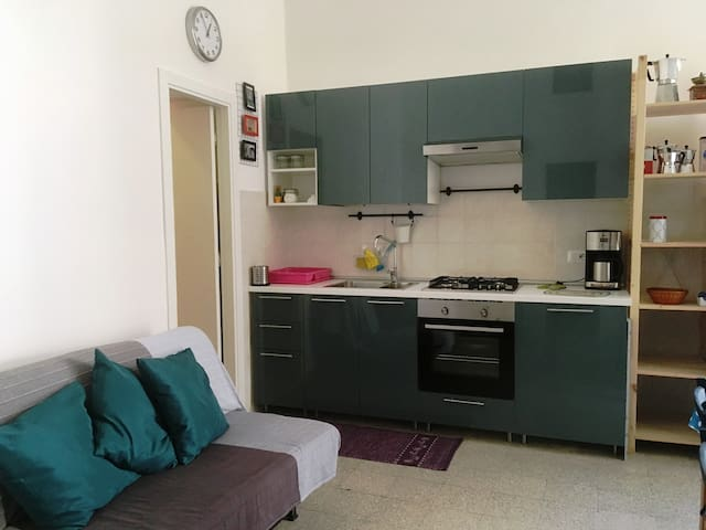 shared house for women in the heart of the city