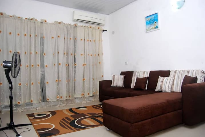 Blossom @ Lekki-Entire 1bedroom flat