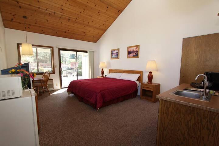Pioneer Inn & Suites - 110 Single King