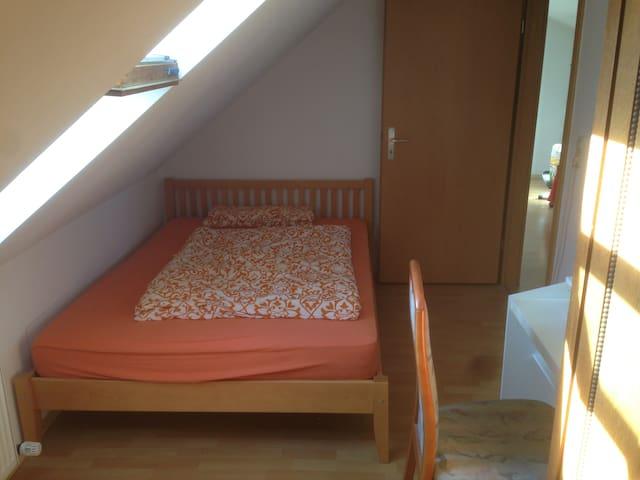 Schönes Zimmer am Kurpark - Stuttgart - Huoneisto