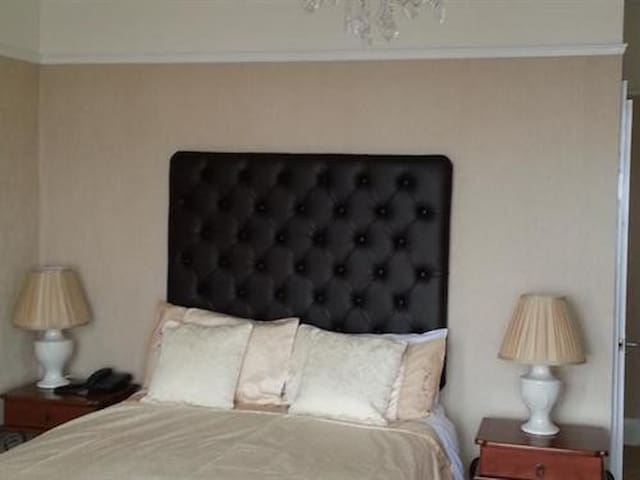 Double Room at Calder House Hotel