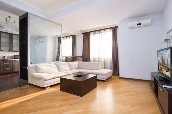 G&A 2 Bedrooms Premium Apartment,Small Center