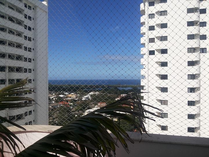 Ap Duplex, 2 Suites, Wifi, próx. Praia e RioCentro