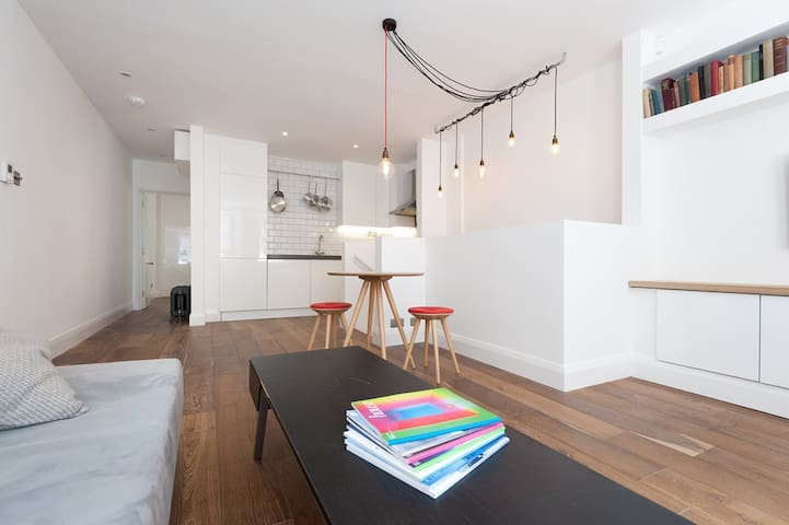 5★ The best 1 bed in Shoreditch