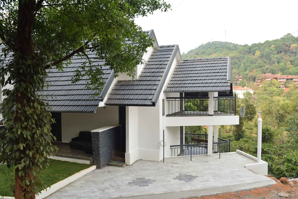 Olive Cedar Villa
