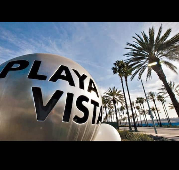 Experience Playa Vista in Style!