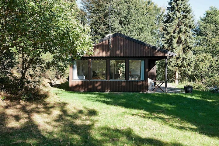 Beautiful Holiday Home in Silkeborg near Lake