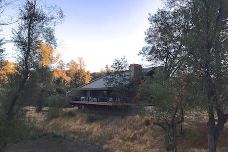 Architectural sanctuary in Idyllwild - Idyllwild