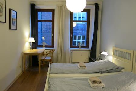 Twin Room in der Altstadt - Lüneburg