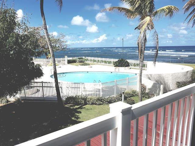 Ocean view beach Villa at Dorado del Mar