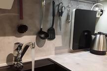 Oppdal Stølen Studio, koselig ettromsleilighet,