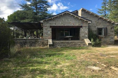Casa en magnífica situación pantano del Burguillo - El Barraco - Шале