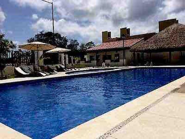 Playa del Carmen Ganesha's house