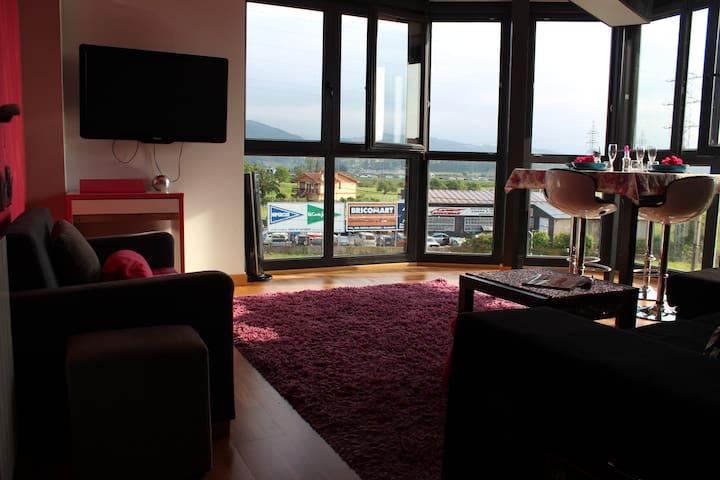 PISO ESPECTACULAR A 2KM DE LAREDO (COLINDRES) - Colindres - Apartment