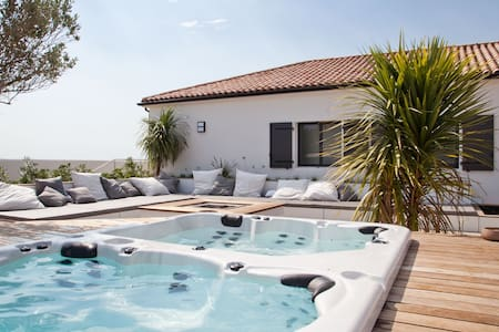 Villa La Sardane - La Rochelle - L'Houmeau