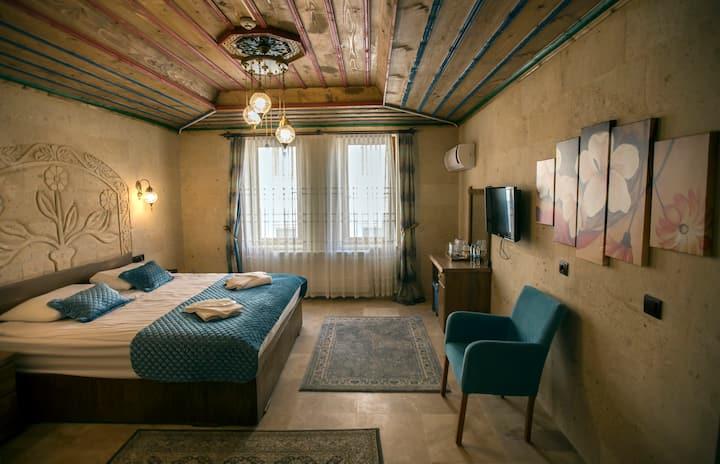 Cappadocia Elite Stone House - Deluxe Room 4