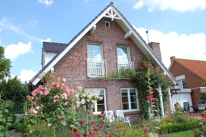 Haus Strandrose an der Ostsee - Kronsgaard - Maison
